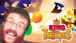 getlinkyoutube.com-King Of Thieves - Best Defense? A GOOD DEFENSE - King Of Thieves Gameplay