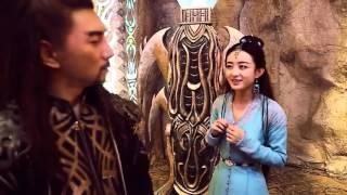 getlinkyoutube.com-[HD] Triệu Lệ Dĩnh @all BTS Thục Sơn Chiến Kỷ cuts- Part1