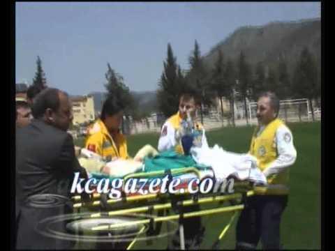 yangın hava ambulansı