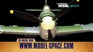 getlinkyoutube.com-Build the Spitfire 1:12 Scale Model Kit from ModelSpace