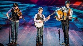 Bluegrass virtuosity from ... New Jersey? | Sleepy Man Banjo Boys