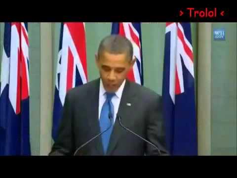 Barrack Obama nyanyi Call Me Maybe (Carly Rae Jepsen)