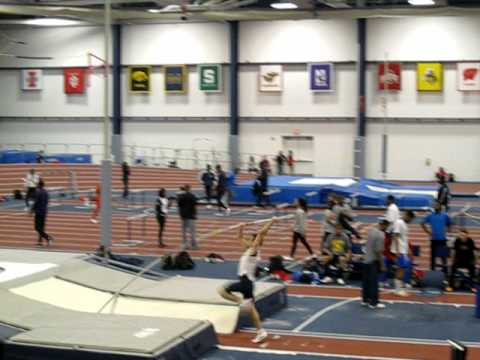 PSU National warm up jump