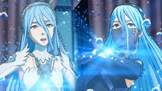 getlinkyoutube.com-Fire Emblem Fates - Azura's Dance Cutscenes - Real HD@60FPS (English+Japanese)