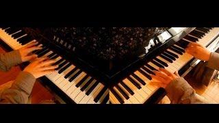 getlinkyoutube.com-【ピアノ】「お願い!シンデレラ」を弾いてみた