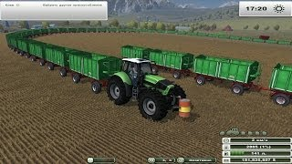 getlinkyoutube.com-Farming Simulator 2013 101 Trailers HD
