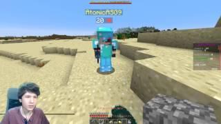 getlinkyoutube.com-Minecraft UHC Double Runner #55 | جلد مع برنس والكبتن سعد