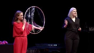 The virginity fraud | Nina Dølvik Brochmann & Ellen Støkken Dahl | TEDxOslo width=
