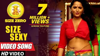 getlinkyoutube.com-Size Sexy Full Video Song || Size Zero || Arya, Anushka Shetty, Sonal Chauhan || M.M Keeravaani