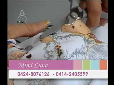 Detalles Magicos con MimiLuna-Franela con Decoupage de ANGEL.www.tremendaluna.com 2