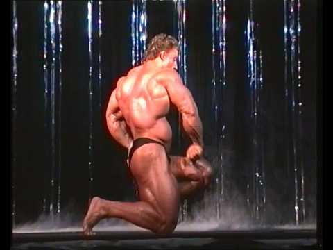Mr Olympia 1992 Dorian Yates