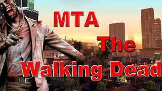 GTA San Andreas MTA - Servidor The Walking Dead