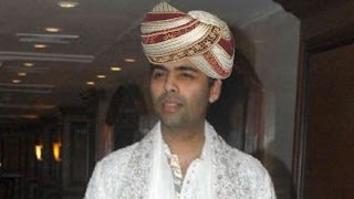 Karan Johar Getting Married?