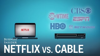 How Netflix Is Killing Traditional TV