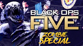 getlinkyoutube.com-BLACK OPS ZOMBIES - FIVE ★ 1 Hour Special