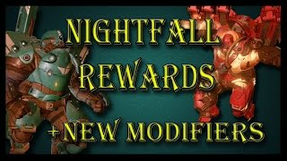 getlinkyoutube.com-Nightfall Rewards +New Modifiers 10/6  | The Reapathys