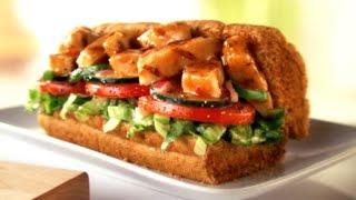 getlinkyoutube.com-How To Make a Subway Sandwich