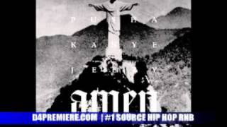 Pusha T - Amen (ft Kanye West & Young Jeezy)
