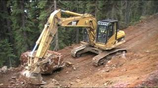 getlinkyoutube.com-Roadbuilding with Cat 325cfm