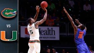 getlinkyoutube.com-Miami vs. Florida Basketball Highlights (2015-16)