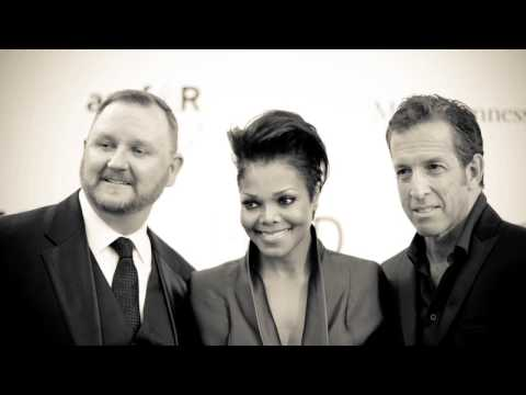 Janet Jackson Tribute :: amfAR 2013 New York Gala