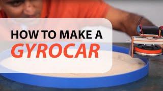 getlinkyoutube.com-How to make a GyroCAR as a KIT - DIY - Gyroscope - dartofscience
