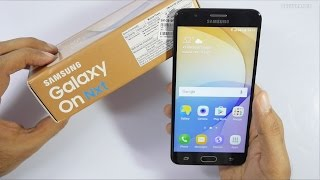 getlinkyoutube.com-Samsung Galaxy On Nxt Smartphone Unboxing & Overview