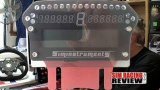 getlinkyoutube.com-Sim Racing Review - Sim Instruments Dash Mount Review