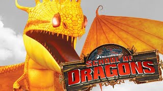 getlinkyoutube.com-School of Dragons: Dragons 101 - The Fireworm Queen