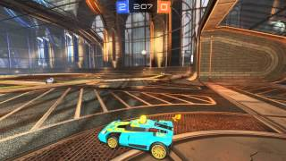 getlinkyoutube.com-Kronovi - Rocket League - 3v3 on Urban