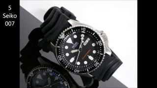 getlinkyoutube.com-Best 15 divers automatic watches under 300€