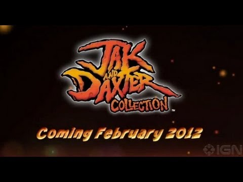 Jak & Daxter HD Collection: Reveal Trailer