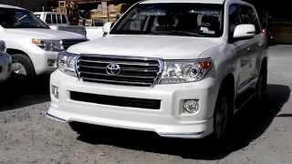 getlinkyoutube.com-Toyota Land Cruiser GXR 2015 Diesel Mid Option In Dubai