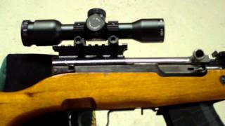 getlinkyoutube.com-Scoped Norinco SKS