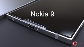 Nokia 9 Is finally here! 6GB ram, snapdragon 835, 3650mAh