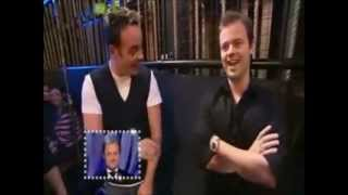 getlinkyoutube.com-Ant and Dec- Love Really Hurts Without You!