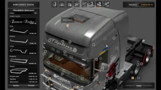 getlinkyoutube.com-[ETS2]Euro Truck Simulator 2 Scania R (SCS) Tuning Betá 1.0