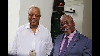 Rais Magufuli, Waziri Mkuu Mstaafu Lowassa walipokutana Ikulu  leo