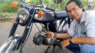 getlinkyoutube.com-Kỹ năng sử dụng xe máy Côn tay - Honda 67 (Phần 2)