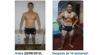 getlinkyoutube.com-Transformación De Anthoni Montalván De 14 Semanas!!