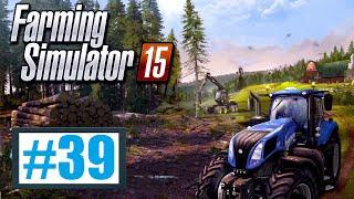 getlinkyoutube.com-Informacje o Farming Simulator 17 (Farming Simulator 15 #39 - Prasowanie siana)