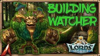 getlinkyoutube.com-Lords Mobile Building Watcher Hell Event! Get Watcher Medals!