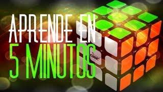 getlinkyoutube.com-Aprende en 5 minutos a resolver el Cubo de Rubik 3x3 | Metodo Basico | Fernando Malvaez