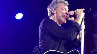 getlinkyoutube.com-Bon Jovi - Sirius XM Show - Wanted Dead or Alive - Miami Beach