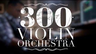 getlinkyoutube.com-300 Violin Orchestra - Jorge Quintero (High Quality)