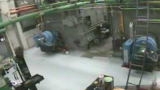 getlinkyoutube.com-Boiler Explosion Surveillance Video