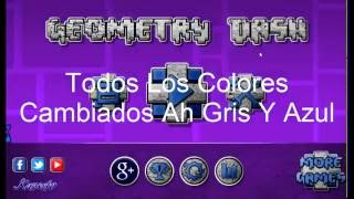 getlinkyoutube.com-Geometry dash texture pack by Kazuto889 (Android)