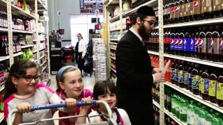 Turx Goes Shopping - The Voice of Lakewood's Hatzolah Tribute