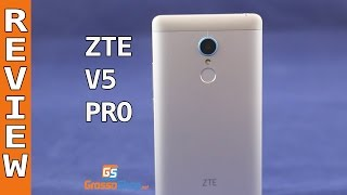 getlinkyoutube.com-ZTE V5 Pro Review - Grossoshop