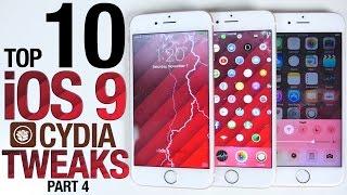 getlinkyoutube.com-Top 10 iOS 9 Cydia Tweaks Part 4! 9.0.2 Pangu Jailbreak Compatible
